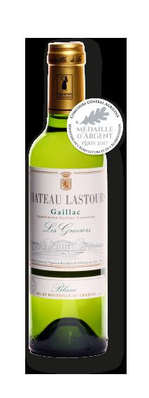 Vin Gaillac Blanc Sec Les Graviers demi-bouteille